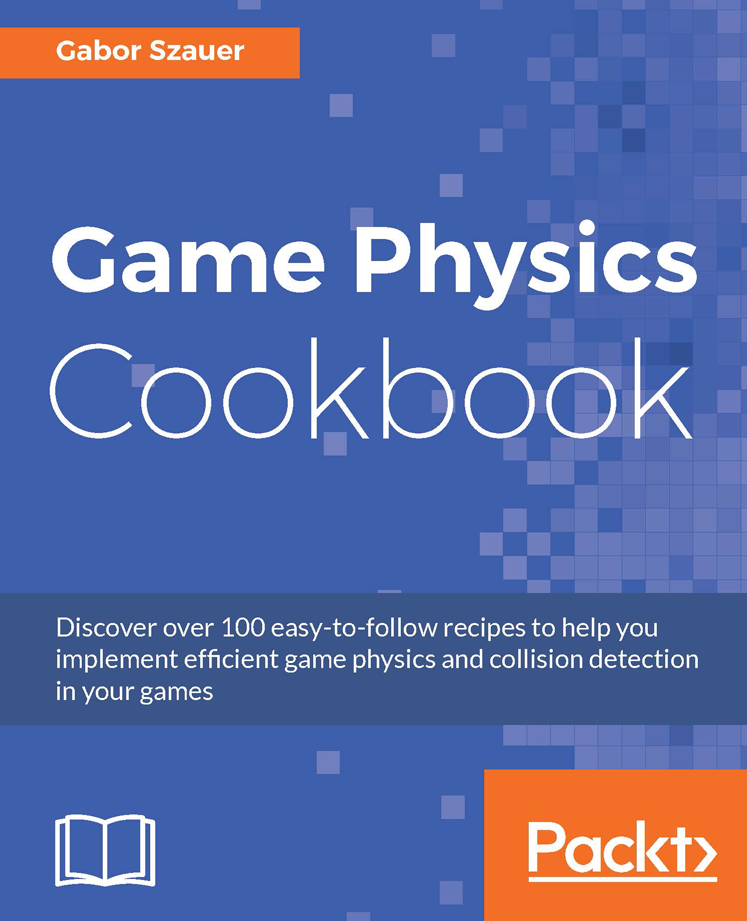 Game Physics Cookbook Cover